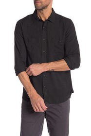 Onia Liam Chest Pocket Relaxed Fit Shirt