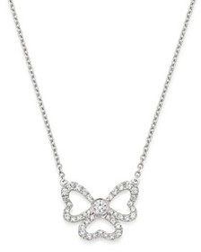 Bloomingdale's - Diamond Clover of Hearts Necklace
