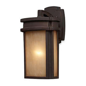 ELK Lighting Sedona 1-Light 7-Inch Outdoor Sconce