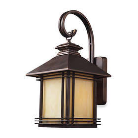 ELK Lighting Blackwell One-Light 9-Inch W Outdoor