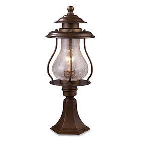 ELK Lighting Wikshire Post-Mount Outdoor Light in