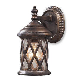 ELK Lighting Barrington Gate 1-Light Outdoor Sconc