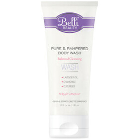 Belli Beauty Pure and Pampered Body Wash