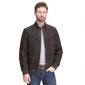 Wilsons Leather Vintage Leather Bomber Jacket