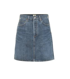Citizens of Humanity Lorelle high-rise denim minis