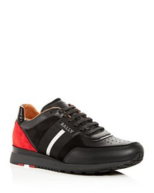 Bally - Men's Aston Leather & Suede Lace Up Sneake