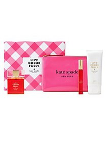Kate Spade New York Live Colorfully 4-Piece Gift S