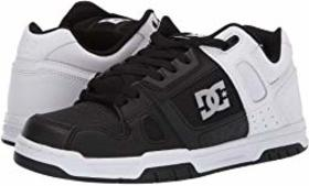 DC DC - Stag. Color White/Black/White. On sale for