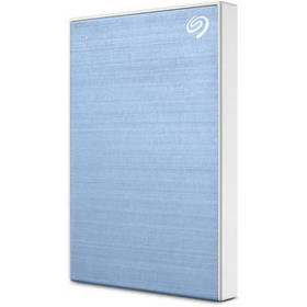 Seagate Backup Plus Slim 2TB HD (Blue)
