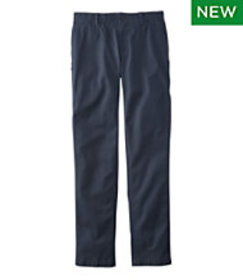 LL Bean Stretch Tencel Chino Pants