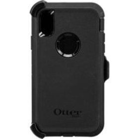 OtterBox Defender Series Case for iPhone XR - Blac