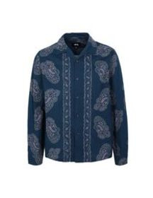 STUSSY - Patterned shirt