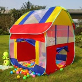 Kids Pop Up Indoor & Outdoor Playground Ball Pit P