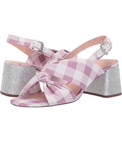 J.Crew Twisted Knot Gingham Penny