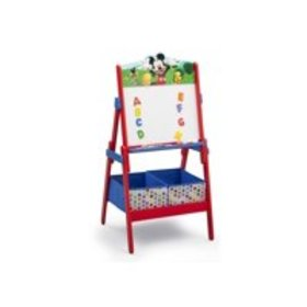 Disney Mickey Mouse Activity Easel with Storage by