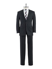 Calvin Klein Slim-Fit Wool Suit CHARCOAL