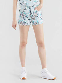 Levi's 501® High Rise Floral Shorts