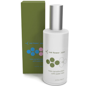 Red Flower Rose Camellia Plum Soft-Water Mist
