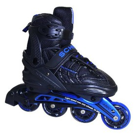 Schwinn Unisex Adult Adjustable Inline Skate - Bla