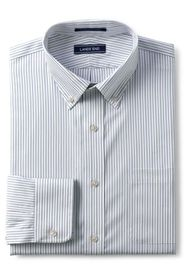 Lands End Men's Traditional Fit Pattern No Iron Su
