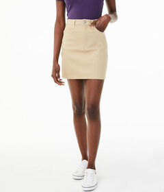 "Aeropostale High-Rise 16"" Uniform Skirt***"