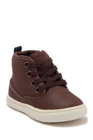 Carter's Denzel High-Top Sneaker (Baby & Toddler)