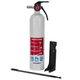 First Alert Marine Rechargeable Fire Extinguisher,