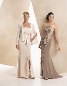 Montage by Mon Cheri - 16941P Strapless Gown with