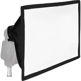"Vello Softbox for Portable Flash (Large, 8 x 12"")"