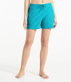 LL Bean BeanSport Lined Shorts