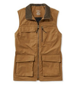 LL Bean Women's Traveler's TEKCotton Vest