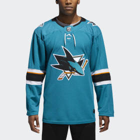Adidas Sharks Home Authentic Pro Jersey