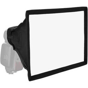 Vello Softbox for Portable Flash (Medium, 6.25 x 8