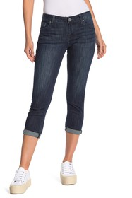 KUT from the Kloth Bardot Cropped Jeans