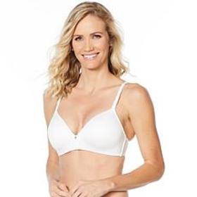 """As Is"" Aria Heavenly Soft Wire-Free Bra"