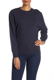 Vince Long Sleeve Pullover Sweater