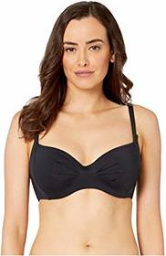 Roxy Solid Beach Classics Underwire D-Cup Swim Top