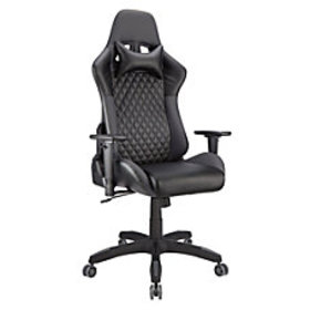 Realspace DRG Gaming Chair BlackGray