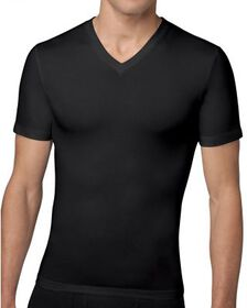 Spanx Cotton Compression V-Neck