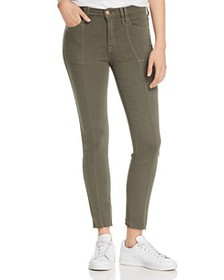 7 For All Mankind - Roxanne Ankle Skinny Jeans in