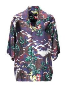 DSQUARED2 - Floral shirts & blouses