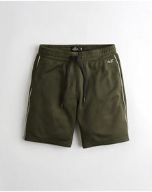 Hollister Classic Tricot Short 9 in., OLIVE