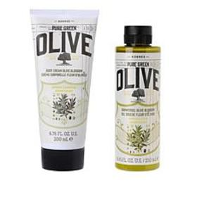 Korres Olive Oil Body Duos