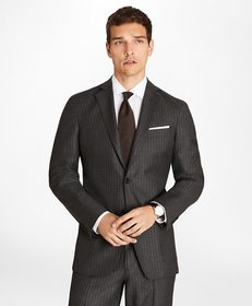 Brooks Brothers Regent Fit BrooksCloud™ Stripe 181