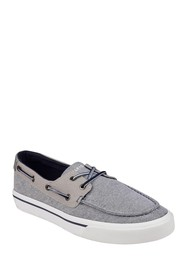 Tommy Hilfiger Phinx Canvas Boat Shoe
