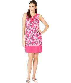 Tommy Bahama Hoani Hibiscus Shift Dress