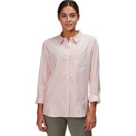 Backcountry Stripe Woven Long-Sleeve Shirt - Women