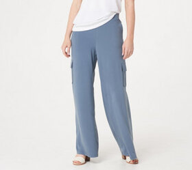 """""""As Is"""" Lisa Rinna Collection Regular Pull-On Carg"""