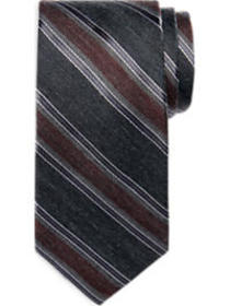 Awearness Kenneth Cole Gray and Orange Multi-Strip