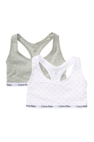 Calvin Klein Assorted Bralettes - Pack of 2